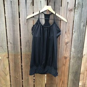 Lululemon Athletic Tank top with Sports Bra
